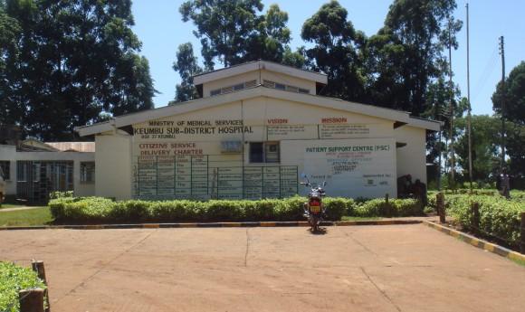Keumbu Hospital